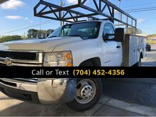 2007_Chevrolet_Silverado 3500HD_Regular Cab 2WD_ Charlotte and Monroe NC