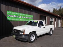 2007_Chevrolet_Silverado Classic 1500_Work Truck Long Box 2WD_ Spokane Valley WA