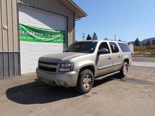 2007_Chevrolet_Suburban_LTZ 1500 4WD_ Spokane Valley WA