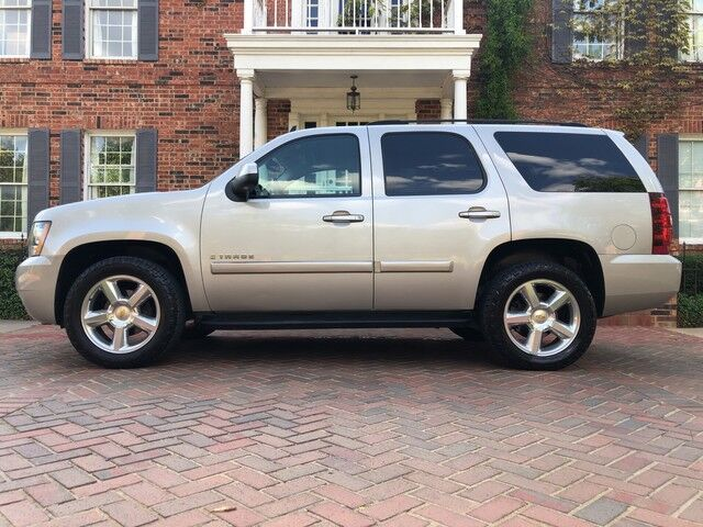 2007 Tahoe Ltz >> 2007 Chevrolet Tahoe Ltz 4wd 2 Owners Park Place Lexus Trade Awesome Condition Must C