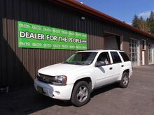 2007_Chevrolet_TrailBlazer_-_ Spokane Valley WA