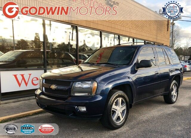 2007 Chevrolet TrailBlazer LT Columbia SC