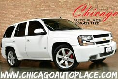 2007_Chevrolet_TrailBlazer_SS - 6.0L V8 SFI ENGINE ALL WHEEL DRIVE BLACK LEATHER/SUEDE SS SEATS HEATED SEATS SUNROOF KICKER SUBWOOFER_ Bensenville IL