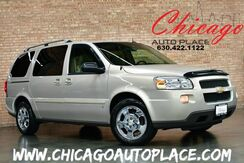 2007_Chevrolet_Uplander_LT w/3LT - 3.9L V6 ENGINE FWD CLEAN CARFAX REAR TV/DVD 3RD ROW SEATING CAPTAINS CHAIRS WOOD GRAIN TRIM_ Bensenville IL