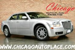 2007_Chrysler_300_Touring - 3.5L HO V6 ENGINE REAR WHEEL DRIVE 1 OWNER GRAY LEATHER HEATED SEATS DUAL ZONE CLIMATE CHROME WHEELS_ Bensenville IL