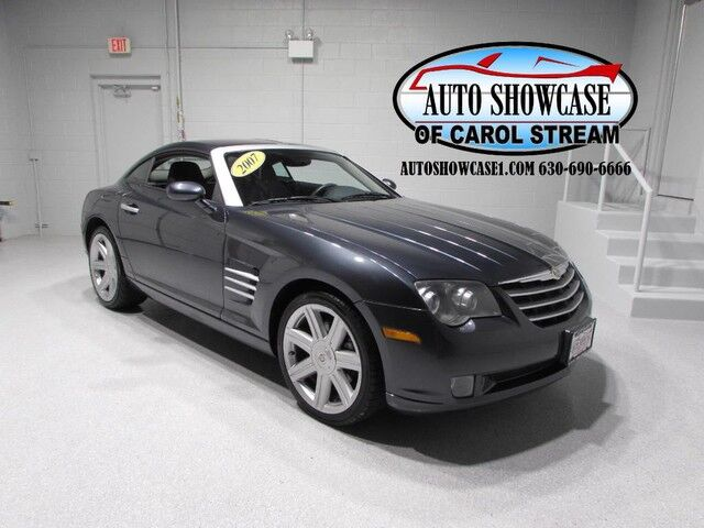 2007 Chrysler CROSSFIRE LIMITED COUPE Limited Carol Stream IL