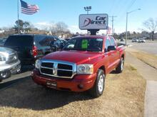 2007_DODGE_DAKOTA_SLT 4X4, BUY BACK GUARANTEE AND WARRANTY, CD PLAY,ER BED LINER, TOW PKG, ONLY 78K MILES!!!_ Virginia Beach VA