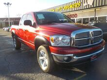 2007_DODGE_RAM_1500 SLT 4X4,BUYBACK GUARANTEE, WARRANTY, REMOTE START, TOW PKG, AUX PORT, HEATED MIRRORS, CLEAN!_ Norfolk VA