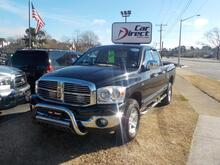 2007_DODGE_RAM 1500_SLT 4X4, BUY BACK GUARANTEE AND WARRANTY, BRUSH GUARD, BED LINER, TOW PKG, ONLY 56K MILES!! CRAZY!!!_ Virginia Beach VA