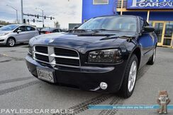2007_Dodge_Charger_R/T AWD / SHAKER Hood / 5.7L HEMI V8 / Auto Start / Leather Seats / Sunroof / Bluetooth / Back Up Camera / Cruise Control / 25 MPG_ Anchorage AK