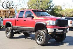 Dodge RAM 2500 5.9L HO CUMMINS TURBO DIESEL 4X4 LIFTED CREW CA SB LOADED 2007