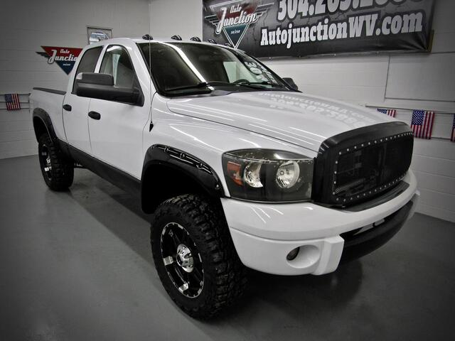 2007 Dodge Ram 1500 SLT 4X4 Lifted HEMI Grafton WV