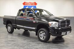 2007_Dodge_Ram 2500_CREWCAB 4WD! LIFTED!! LARAMIE! LEATHER LOADED! NAVIGATION!! LOW MILES!!_ Norman OK