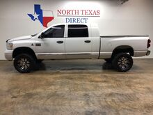 2007_Dodge_Ram 2500_Laramie 4x4 Diesel Lifted Gps Navi Leather TV DVD Line X_ Mansfield TX