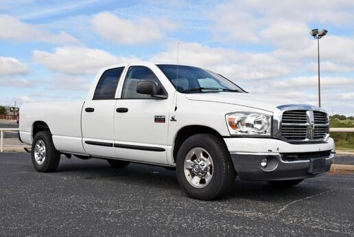 2007 Dodge Ram 2500 Quad Cab LB SLT 5.9L Diesel Fort Worth TX
