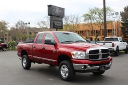 Dodge Ram 2500 SLT 5.9L CUMMNIS TURBO DIESEL 4X4 LOW MILES 2007