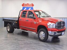 Dodge Ram 3500 CREWCAB 4WD DIESEL! CUSTOM BUTLER FLATBED! DRIVES LIKE A BRAND NEW ONE!! 2007