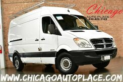 2007_Dodge_Sprinter_2500 - 3.0L V6 TURBO DIESEL ENGINE REAR WHEEL DRIVE 1 OWNER WORK READY REAR STORAGE RACKS CHARCOAL CLOTH INTERIOR_ Bensenville IL