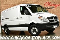 2007_Dodge_Sprinter_2500 - 3.5L V6 ENGINE REAR WHEEL DRIVE 1 OWNER REAR STORAGE RACK_ Bensenville IL