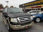2007 FORD EXPEDITION EL EDDIE BAUER 4X4, BUYBACK GUARANTEE,WARRANTY, LEATHER, SUNROOF, DVD, TOW PKG, FULLY LOADED!