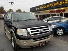 2007_FORD_EXPEDITION_EL EDDIE BAUER 4X4, BUYBACK GUARANTEE,WARRANTY, LEATHER, SUNROOF, DVD, TOW PKG, FULLY LOADED!_ Norfolk VA