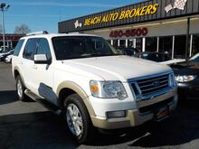 2007_FORD_EXPLORER_EDDIE BAUER 4X4, BUYBACK GUARANTEE,WARRANTY, SATELLITE, SUNROOF, LEATHER, RUNNING BOARDS, AUX PORT!_ Norfolk VA
