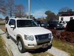 2007 FORD EXPLORER EDDIE BAUER 4X4, BUYBACK GUARANTEE,WARRANTY, SATELLITE, SUNROOF, LEATHER, RUNNING BOARDS, AUX PORT!