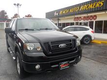 2007_FORD_F-150_FX4 SUPER CREW 4X4, BUYBACK GUARANTEE, WARRANTY, LEATHER, SUNROOF, HEATED SEATS, REMOTE START!_ Norfolk VA
