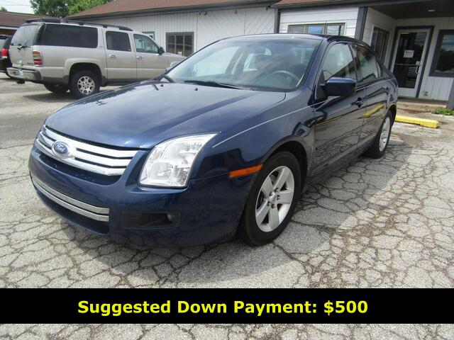 2007 FORD FUSION SE  Bay City MI