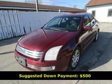 2007_FORD_FUSION SEL__ Bay City MI