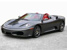 2007_Ferrari_F430_Spider/ Carbon Fiber Drivers Zone_ Greensboro NC
