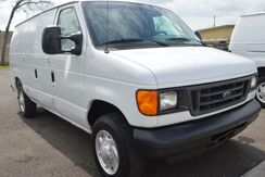 2007_Ford_Econoline_E-150_ Houston TX