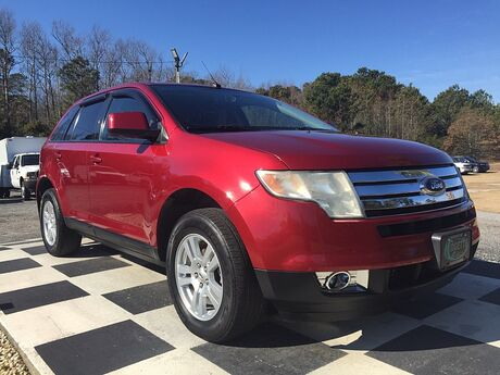 2007 Ford Edge 4d SUV FWD SEL Plus Outer Banks NC