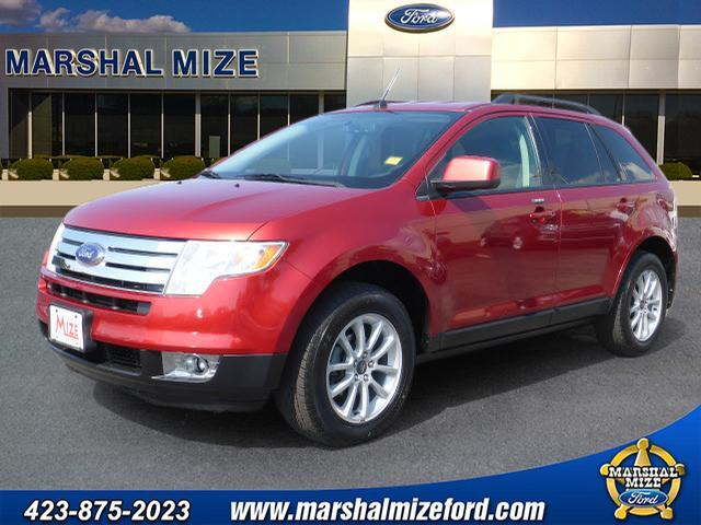 Ford Edge Sel Chattanooga Tn