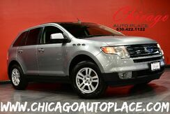 2007_Ford_Edge_SEL PLUS - 3.5L V6 DURATEC ENGINE ALL WHEEL DRIVE NAVIGATION PARKING SENSORS BLACK LEATHER HEATED SEATS PANO ROOF_ Bensenville IL