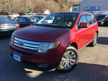 2007_Ford_Edge_SEL PLUS_ Worcester MA