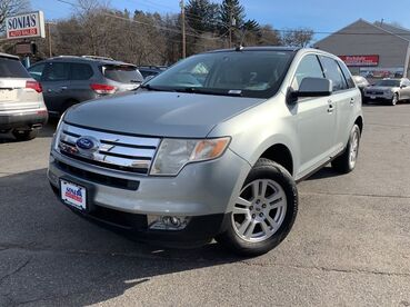 2007_Ford_Edge_SEL_ Worcester MA