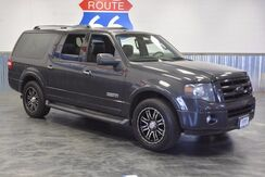 2007 Ford Expedition EL! LIMITED EDITION! LEATHER! NAVIGATION! DVD! CUSTOM WHEELS! DRIVES GREAT! Norman OK