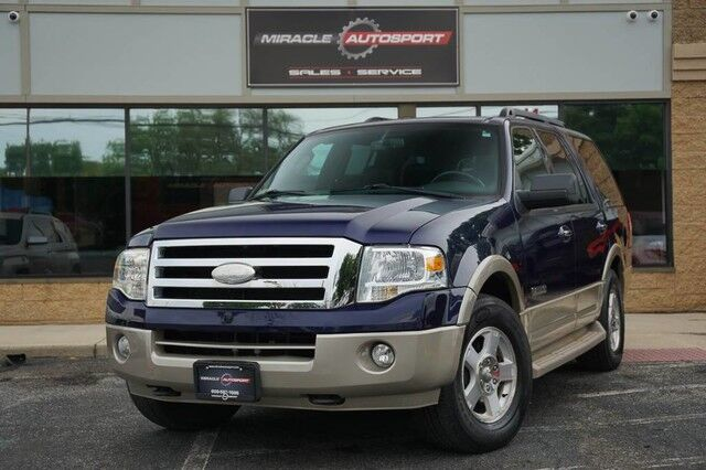 2007 Ford Expedition Eddie Bauer Hamilton NJ