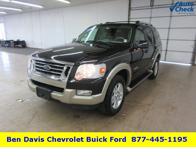 2007 Ford Explorer Eddie Bauer Angola IN
