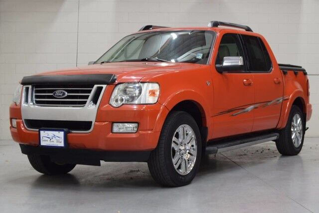 2007 Ford Explorer Sport Trac Limited Englewood Co 25797523