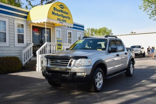 2007_Ford_Explorer Sport Trac_XLT_ Wilmington NC