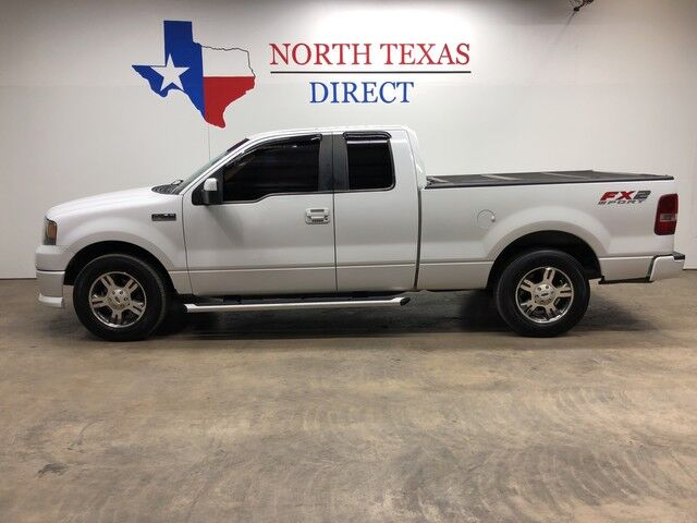 2007 Ford F-150 FX2 Sport Running Boards Touch Screen Radio Tow Package Mansfield TX
