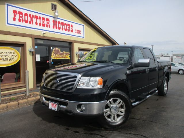 2007 Ford F-150 FX4 SuperCrew Short Box Middletown OH