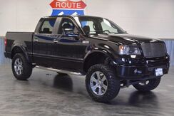 2007 Ford F-150 LIFTED 4WD LOADED! XLT! $6000 IN EXTRAS! 5.4 V-8 MINT! Norman OK