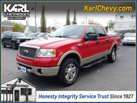2007 Ford F-150 Lariat New Canaan CT