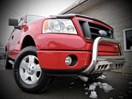 2007 Ford F-150 STX 4WD 4 door Reg Cab Flareside Grafton WV