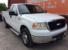 2007_Ford_F-150_XLT Long Box 4WD_ Spokane WA