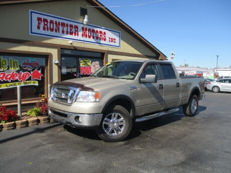 2007 Ford F-150 XLT SuperCrew Short Box 4WD Middletown OH