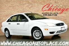 2007_Ford_Focus_SE - 2.0L DOHC I4 DURATEC ENGINE FRONT WHEEL DRIVE 2-TONE GRAY CLOTH INTERIOR ALLOY WHEELS CLIMATE CONTROL_ Bensenville IL